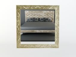 mirror with Golden frame FB.MR.VR.15