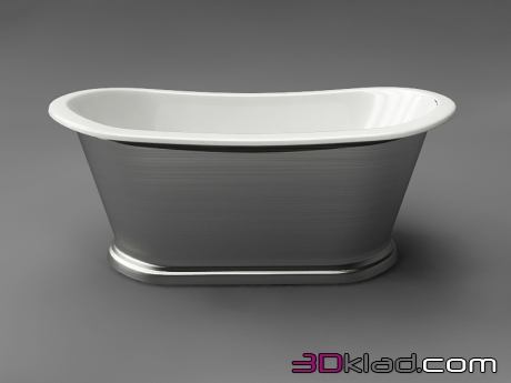 3d model Classic Regal bath Devon & Devon