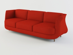 direct sofa upholstery red cloth Big Mama download