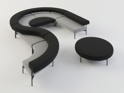 modular Seating system, Free Flow download
