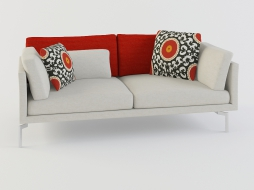 sofa with bright cushions Miss Sarajevo download