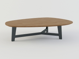 long coffee table with three legs T-Phoenix download