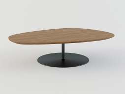 low coffee table on round stand T-Phoenix download