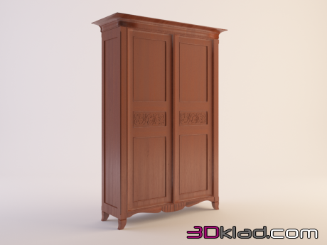 3d model rack download Francesco Pasi