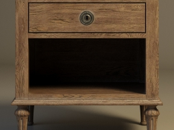 Cheadle Bedside Table 701.003