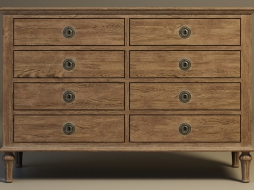 Cheadle Locker Dresser 702.003