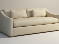 диван PUFFY SLEEPER SOFA 104.001-SB-F01