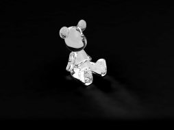 копилка Funky Bear Crystal Sit
