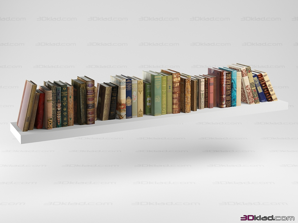 old books » decor and accessories » 3d furniture models for 3d max