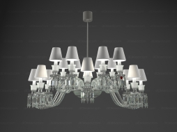 Chandelier Ellipse Chandelier 16L 2 608 761