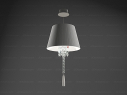 Светильник Torch ceiling unit White lampshade 2 605 299