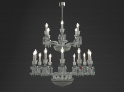 TOURBILLON Chandelier 18L