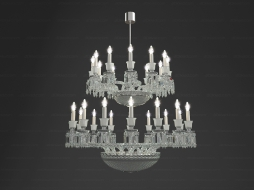TOURBILLON Chandelier 28L
