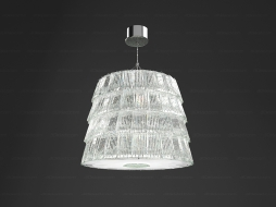 Люстра Tuile de Cristal Medium size Piccadilly
