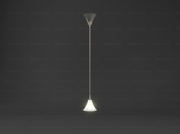 Lamp Mille Nuits Ceiling lamp clear crystal small size 2 901 104