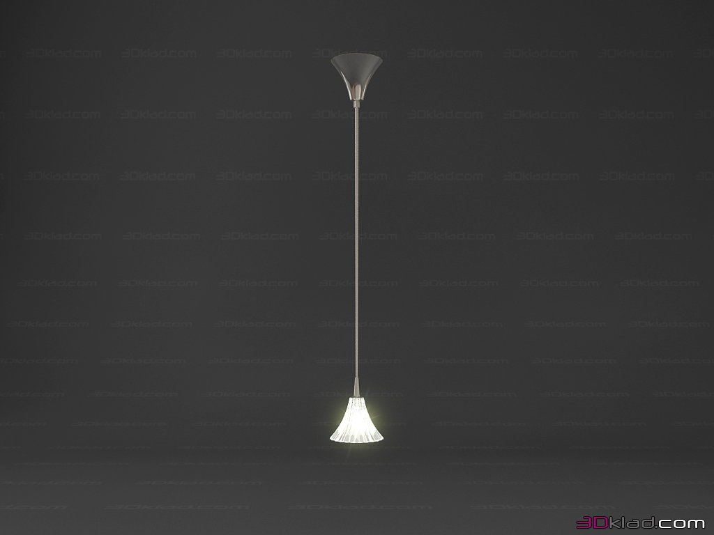 Lamp Mille Nuits Ceiling lamp clear crystal small size 2 901