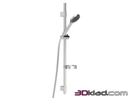 3d модель Cera Shower Kit 160 c/c Mora