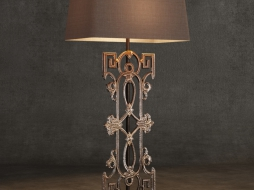 Caprice TABLE LAMP TL051-1-LGB