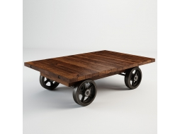 CARSTEN CART TABLE 521.027