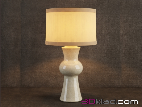 3d модель Gordon Lamp 17932-794 Gramercy home