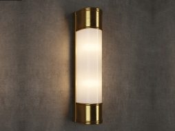 INDUSTRIAL TUBE SCONCE SN036-2-BRS