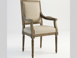 OLIVER ARM CHAIR 441.003