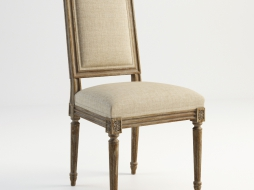 OLIVER SIDE CHAIR 442.003