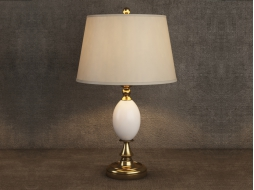 SOPHIE TABLE LAMP TL018-1-BRS