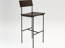 TIBO BAR STOOL 445.001-SE