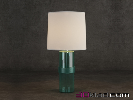 3d модель Topher Lamp 17896-702 Gramercy home