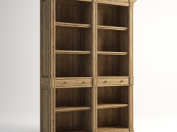 Aberdeen Double Bookshelf 502.008M