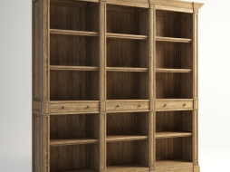 Aberdeen Triple Bookshelf 502.008L