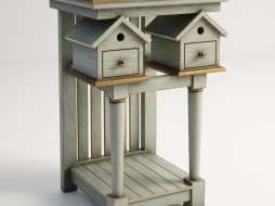 BIRDHOUSE SIDE TABLE 522.013-FGG