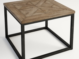 BURTON SIDE TABLE 522.002