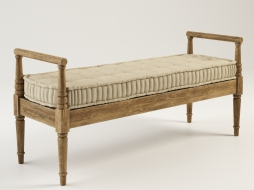 скамья DUDLEY BENCH 801.002