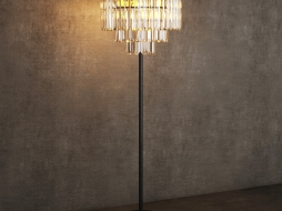 напольная лампа Floor Lamp FL015-8-ABG