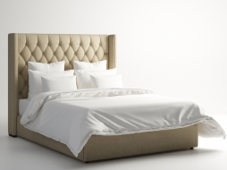 кровать MANHATTAN QUEEN SIZE BED 202.001-F01