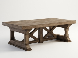 столик PRESTON COFFEE TABLE 521.010-2N7