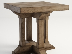 столик PRESTON SIDE TABLE 522.010-2N7