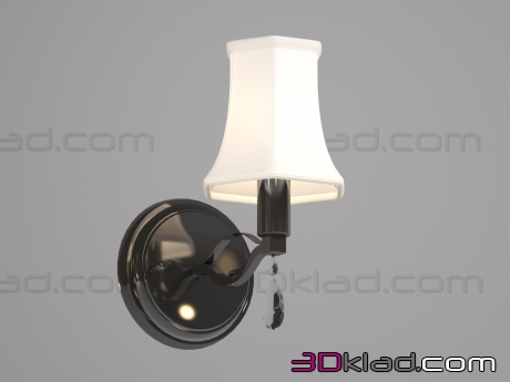 3d модель бра MW-LIGHT 379027301 MW Light