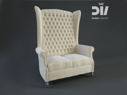bergere Chair AVERY divanetto