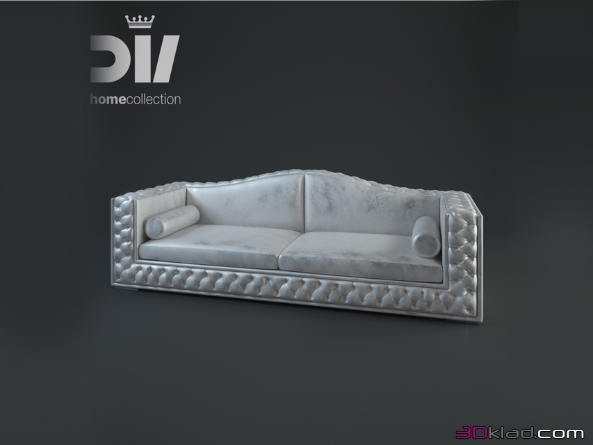 Divano 3ds Max.Avery Sofa Divano Sofa 3d Models 3d Furniture Models For