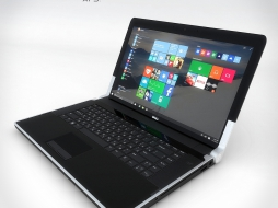 Ноутбук DELL studio XPS