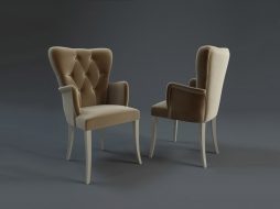 chair with armrests Fashion