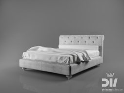 bed STYLE 202x240x119