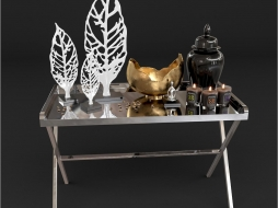 LEAVES DECOR SET