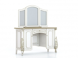 dressing table Sorrento Mini with Triple Mirror