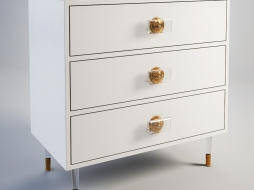 3 DRAWER ELOQUENT CHEST 1304015