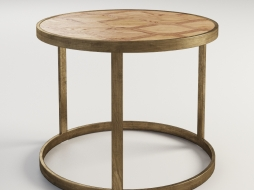 VERNON SIDE TABLE 522.023