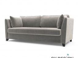 Wolsly three seat sofa